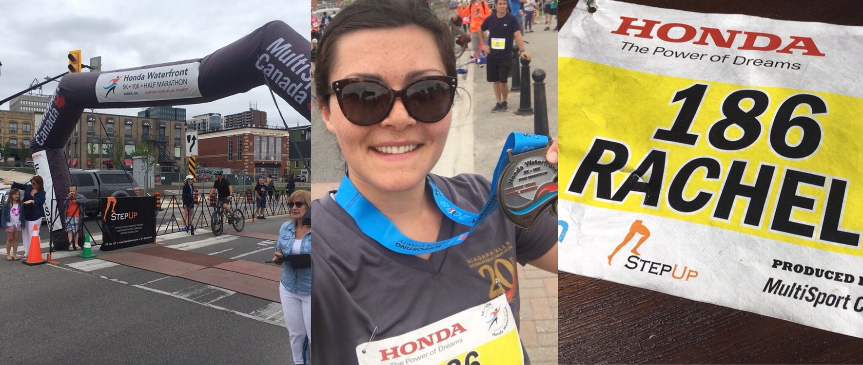 Race Review: Barrie Half Marathon